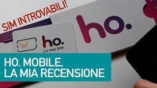 """Il 22 giugno è nato """"ho. mobile"""" nuovo operatore virtuale di vodafone, che offre un pacchetto tutto incluso a 6,99 euro, comprende minuti ed e sms ill..."""