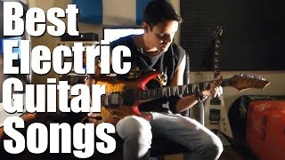 Best Electric Guitar Songs