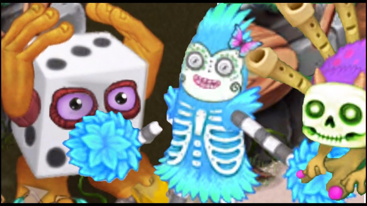 New Monster Halloween Costumes 2016 Update My Singing Monsters Youtube