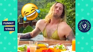 INFLUENCERS IN THE WILD (PT.8)   FUNNY VIDEOS