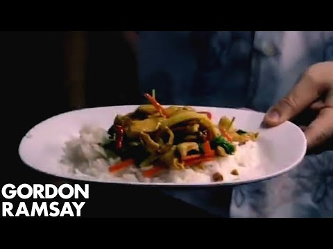 Thai Celebrity Chef McDang – Gordon Ramsay