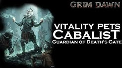 Pet Cabalist Guardian of Death's Gates Guide [FG Update