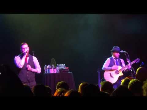 """""""Burning Bright"""" Smith & Myers of Shinedown@TLA Philadelphia 12/10/15 Acoustic Tour"""