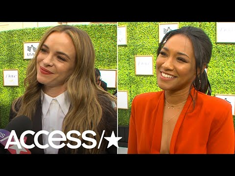 'The Flash' Stars Danielle Panabaker & Candice Patton Address Those Season 5 Premiere Reveals