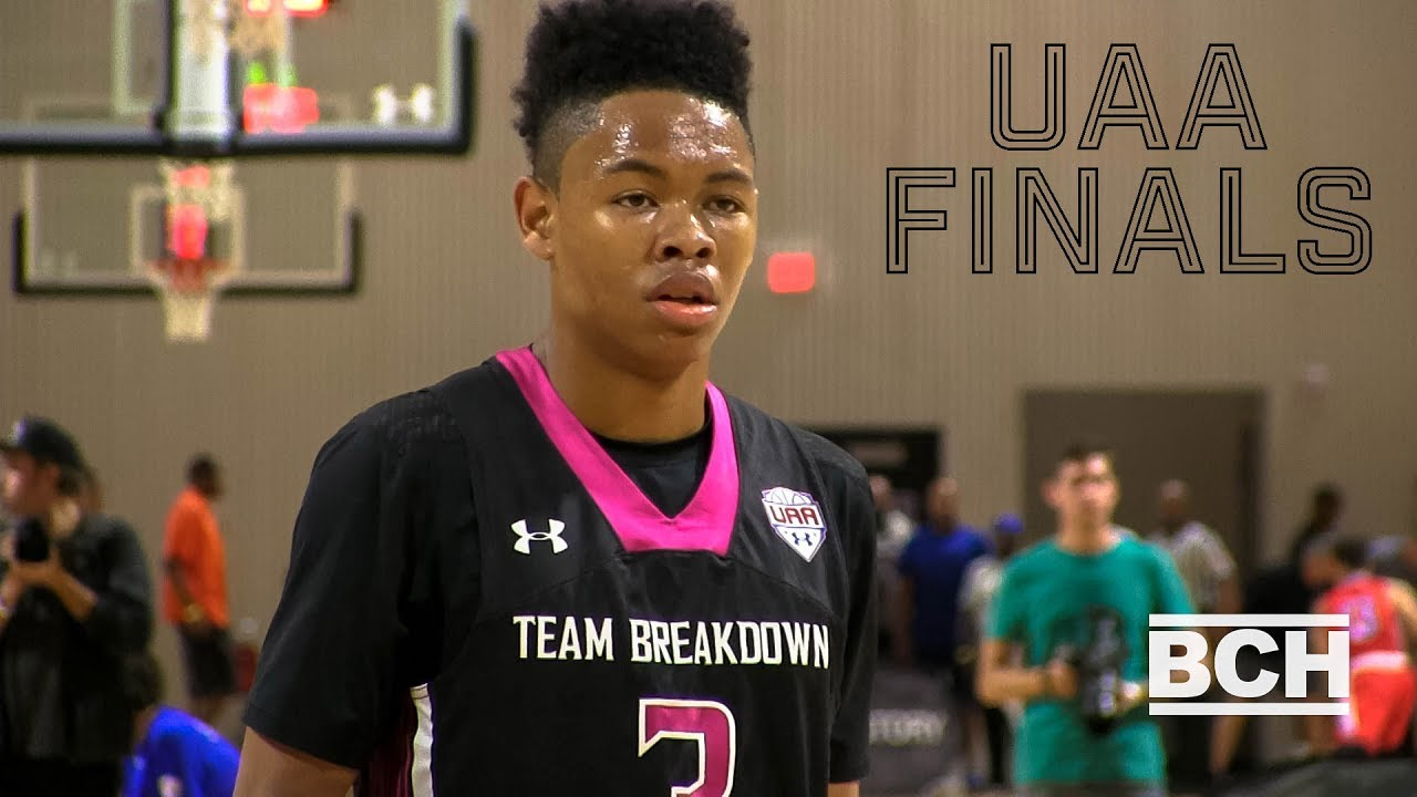 Anfernee Simons Lead The UA Association In Scoring Two Years Straight!! UA  Finals Mix! c798c8da0