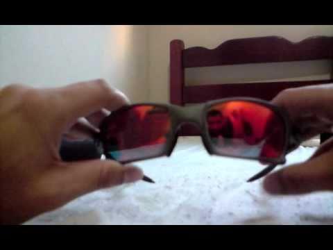 bf10e27ed4cfc Oakley X- Squared armação X- Metal lentes Ruby Iridium - YouTube