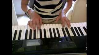 Alice Styles - Extraits piano [ One Direction ; Coldplay ]