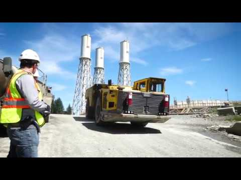 John Hart Generation Station Replacement Project Construction Update 5