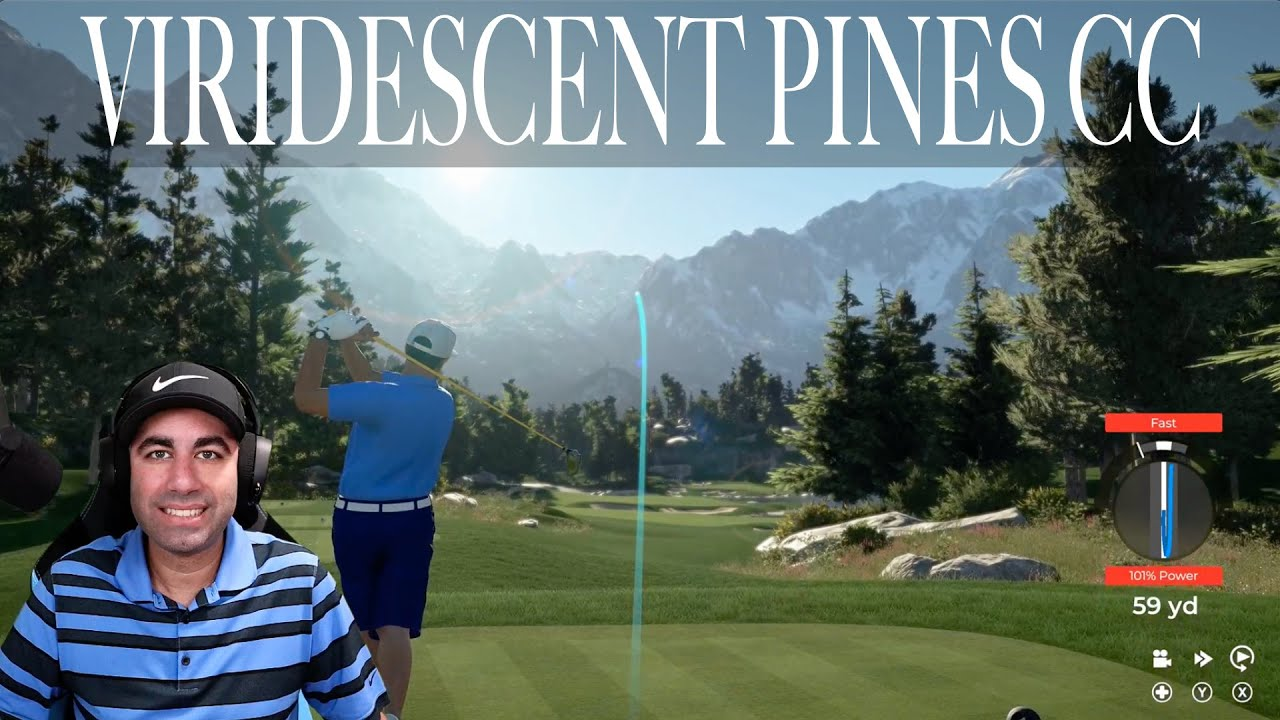 Viridescent Pines CC - Courses to Play #1