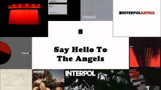 Top 15 Songs - Interpol chords | Guitaa.com
