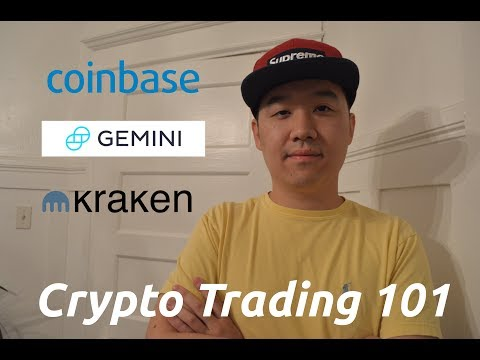 Crypto TRADING 101 - Exchanges, Orders, Fees, and more!!