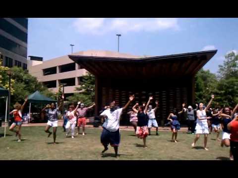 Bollywood Flash Mob - Greensboro, NC