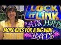 BIG WIN BONUS-CATS HATS AND MORE BATS SLOT MACHINE POKIE
