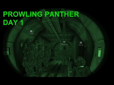 Prowling Panther: Day 1 - Insertion (IC Perspective)
