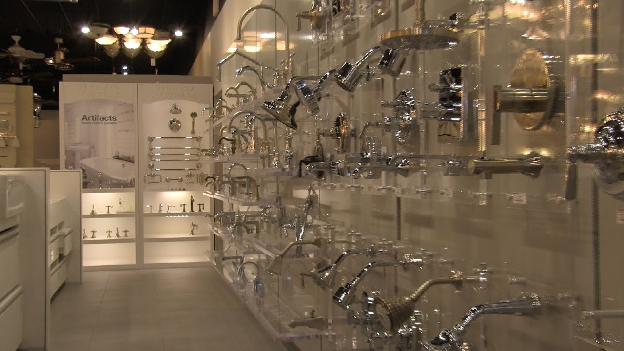 Masters Touch Design Build Ferguson Showroom visit - YouTube