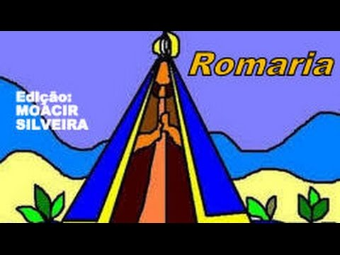 ROMARIA (letra e vídeo) com ALEJANDRO & TIVERON, vídeo MOACIR SILVEIRA