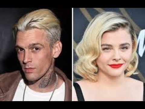Chloe Grace Moretz Gets Asked Out by Childhood Crush Aaron Carter
