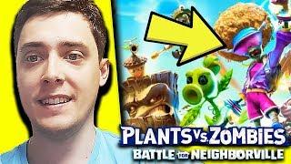 WYCIEKŁ ZWIASTUN NOWEJ GRY PLANTS VS ZOMBIES GARDEN WARFARE 3