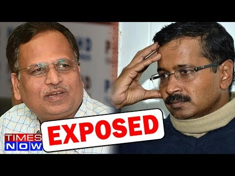 Satyendra Jain - Mastermind Of Delhi's Land Ghotala EXPOSED