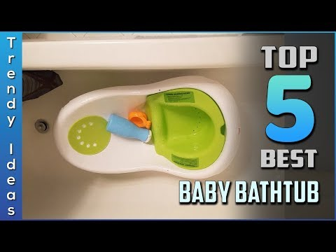 Top 5 Best Baby Bathtubs Review in 2020