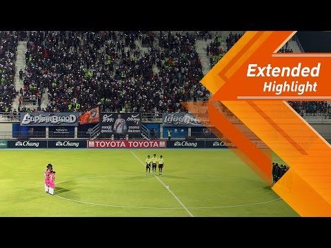 SuphanFC TV | Extended Highlight | สุพรรณบุรี เอฟซี vs ชัยนาท ฮอร์นบิล | HD