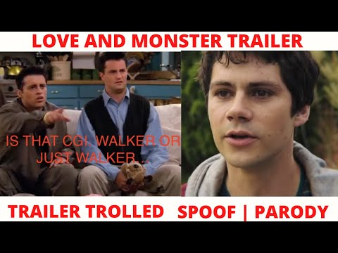 Love and Monsters Troll Trailer #1 (2020) | Troll Trailers | Mr Troll
