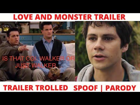 Love and Monsters Troll Trailer #1 (2020) | Troll Trailers | Mr Troll