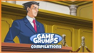 Game Grumps Best of Phoenix Wright Ace Attorney