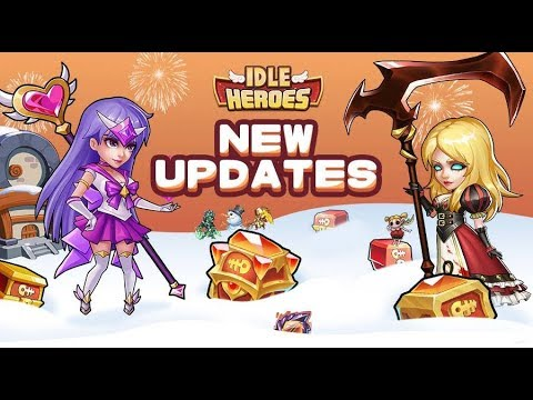 Idle Heroes - New Year Treasure Chest Event V1.13.16