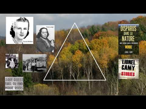 Les disparitions du Triangle de Bennington (Vermont,  USA)