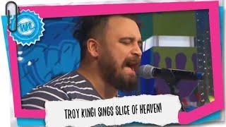 Troy Kingi Sings Slice of Heaven! | What Now