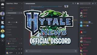 Hytale News | COMMUNITY Discord Trailer!