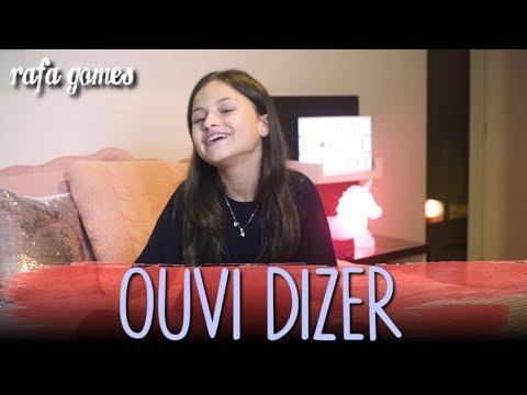 OUVI DIZER Melim  Cover - RAFA GOMES