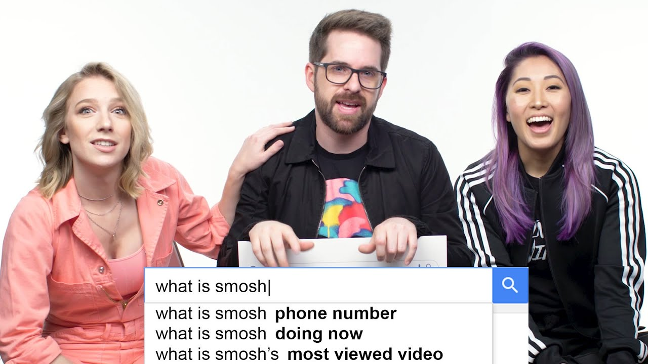 Smosh Answers the Web's Most Searched Questions