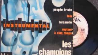 Claude Ciari et les Champions - Loin (1962)