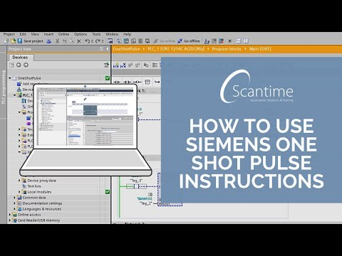 How to Use the Siemens One Shot Pulse Instructions!