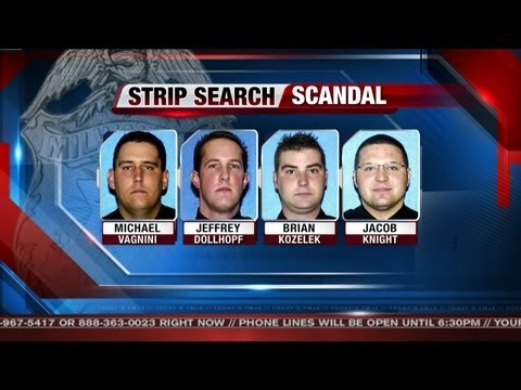 4 Milwaukee Police Officers To Go To Trial Over Illegal Strip Searches