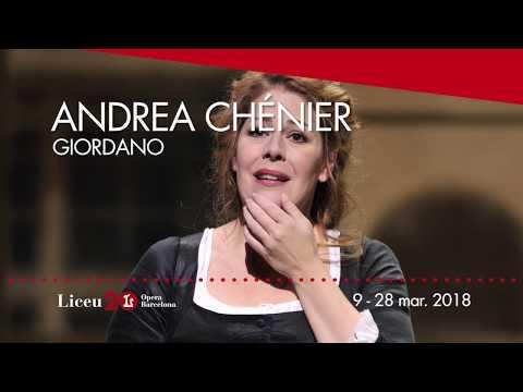 "'Andrea Chénier' (2017/18) - ""La mamma morta"""