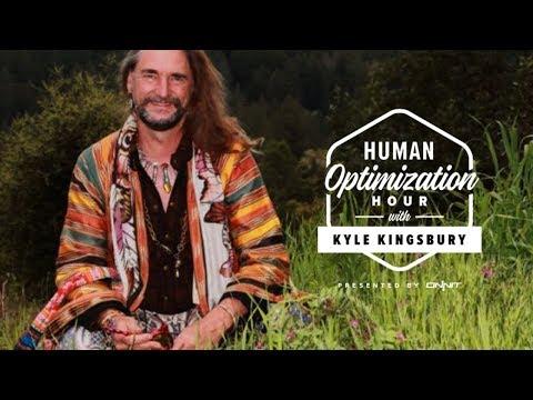 #51 Dr. Bruce Damer   Human Optimization Hour w/ Kyle Kingsbury