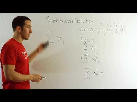Summation Symbol