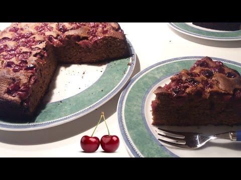 Шоколадный пирог с вишней Быстро и вкусно Рецепт с Термомикс ТМ5 ТМ31