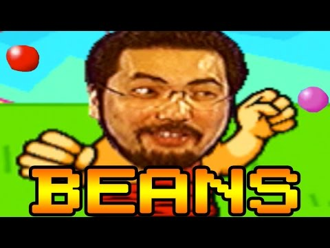UNCLE BEAN - Dan and Phil Play: Bishi Bashi Special #3