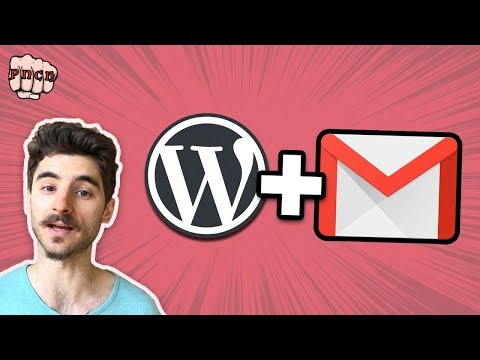 Send Email In WordPress Using The Gmail 2020 (using SMPT Server)