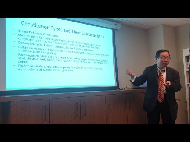 Constitution Types