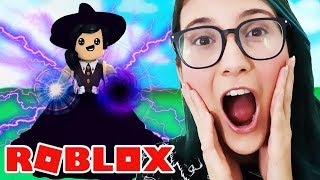 ICH BIN DIE MOST POWERFUL OF THE GAME!? -ROBLOX (Magic Simulator)