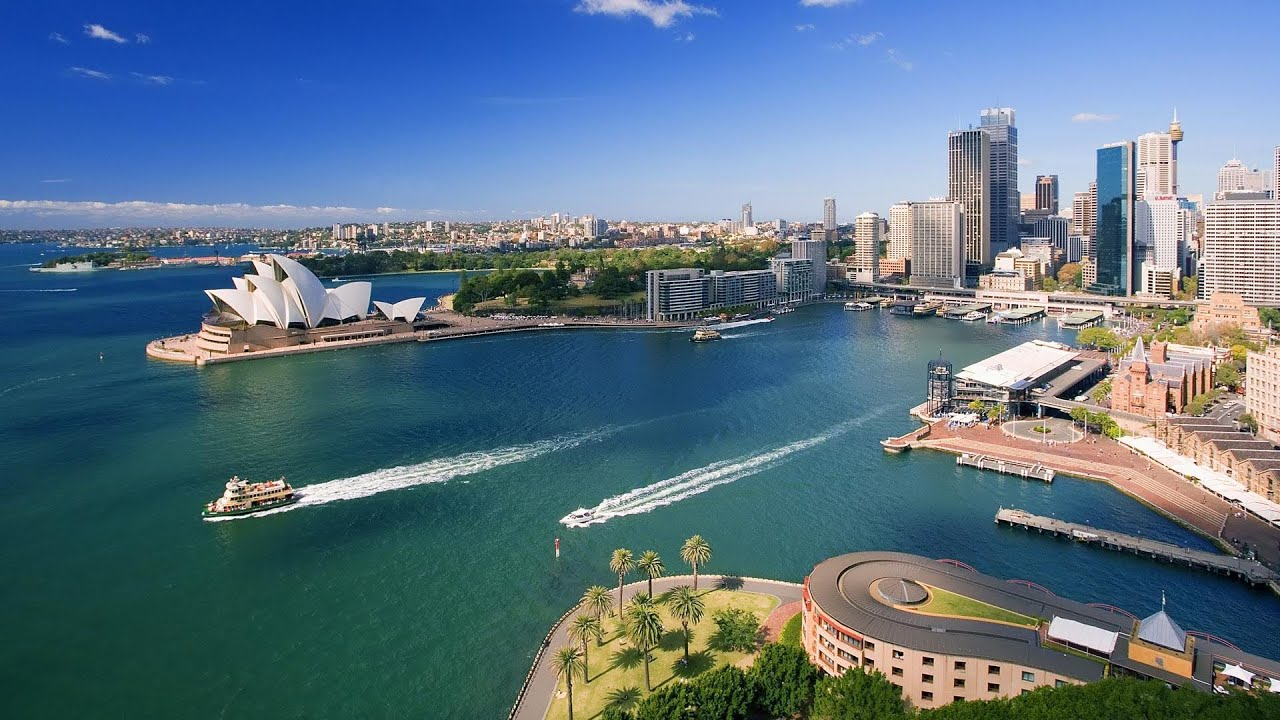 Australia Tourist Attractions - Video Travel Guide