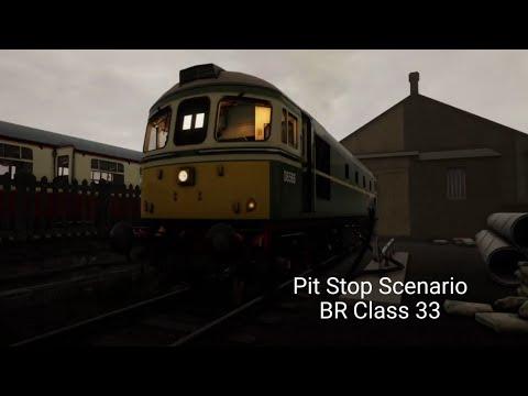 Pit Stop WSR TSW2020 (Scenario) |