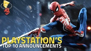 Sony's Top 10 E3 2018 PlayStation Announcements thumbnail