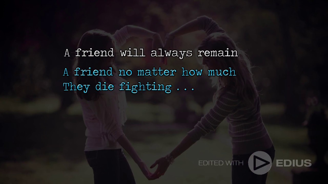 Image of: Best Friends Friendship Quotes Friends Forever By The Emotional Typewriter Youtube Friendship Quotes Friends Forever By The Emotional Typewriter