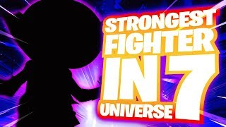 THE INDISPUTABLY STRONGEST FIGHTER IN UNIVERSE 7! DBZ Dokkan Battle